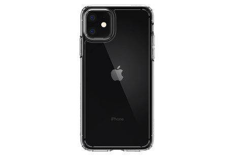 iPhone 11 hoesje - Spigen Ultra Hybrid Backcover
