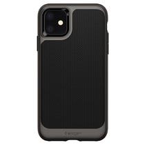 Spigen Neo Hybrid Backcover iPhone 11  - Zwart / Grijs