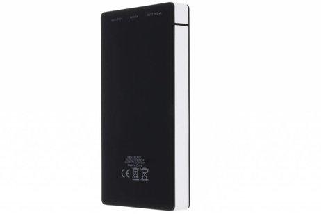 Ontwerp uw eigen powerbank 6000 mAh - Zwart
