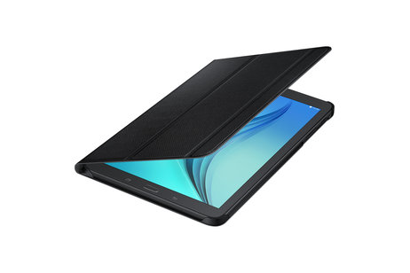 Samsung Book Cover voor de Samsung Galaxy Tab E 9.6 - Zwart