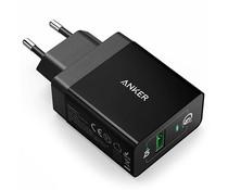 Anker PowerPort+ 1 Quick Charge - Zwart