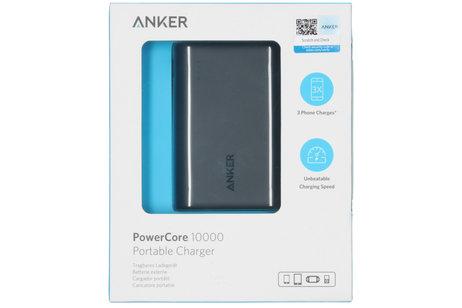 Anker PowerCore Powerbank - 10.000 mAh