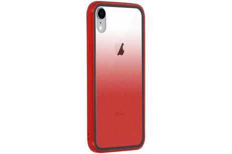 iPhone Xr hoesje - Gradient Backcover voor de