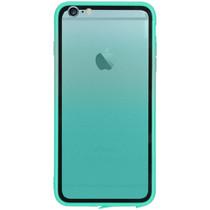 Gradient Backcover iPhone 6(s) Plus - Groen