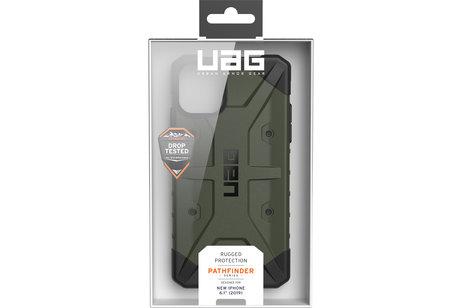iPhone 11 hoesje - UAG Pathfinder Backcover voor
