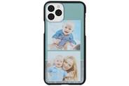 Ontwerp uw eigen iPhone 11 Pro hardcase hoesje - Zwart