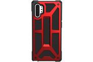 UAG Monarch Backcover voor de Samsung Galaxy Note 10 Plus - Rood
