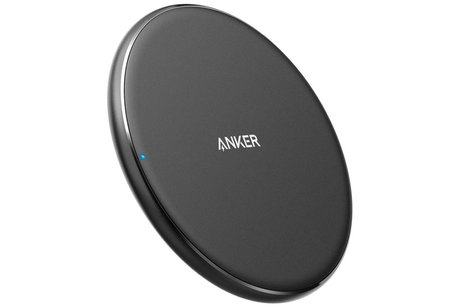 Anker Wireless Charging Pad - 5 Watt - Zwart