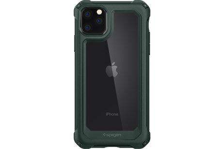iPhone 11 Pro Max hoesje - Spigen Gauntlet Backcover voor
