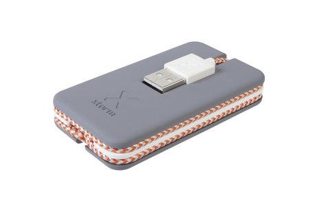 Xtorm Spark Micro-USB kabel + Powerbank - 1200 mAh