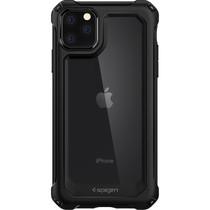 Spigen Gauntlet Backcover iPhone 11 Pro - Zwart