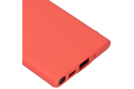 Ringke Air S Backcover voor de Samsung Galaxy Note 10 - Koraal