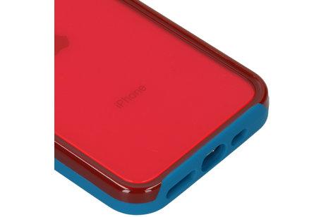 LifeProof Slam Backcover voor de iPhone 11 Pro - Blauw / Roze