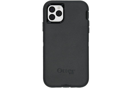 iPhone 11 Pro Max hoesje - OtterBox Defender Rugged Backcover