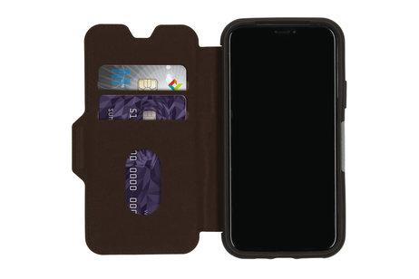 iPhone 11 Pro hoesje - OtterBox Strada Booktype voor