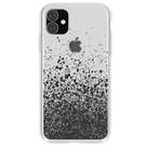 Design Backcover voor de iPhone 11 - Splatter Black