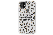 Design Backcover voor de iPhone 11 - Hakuna Matata