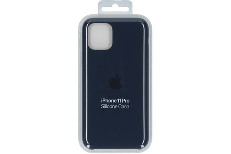 iPhone 11 Pro hoesje - Apple Silicone Backcover voor