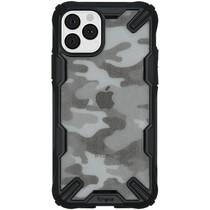 Ringke Fusion X Design Backcover iPhone 11 Pro - Camo Zwart