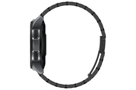 Samsung Galaxy Watch hoesje - Spigen Modern Fit Steel