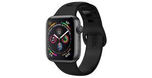 Spigen Air Fit Band Apple Watch 44 / 42 mm - Zwart