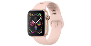 Spigen Air Fit Band Apple Watch 44 / 42 mm - Rosé Goud