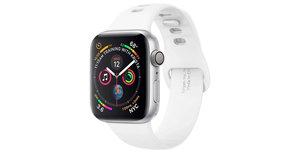 Spigen Air Fit Band Apple Watch 44 / 42 mm - Wit