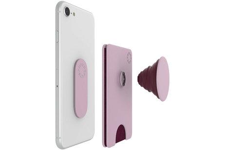 PopSockets PopWallet+ - Blush Pink