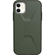 UAG Civilian Backcover iPhone 11 - Groen
