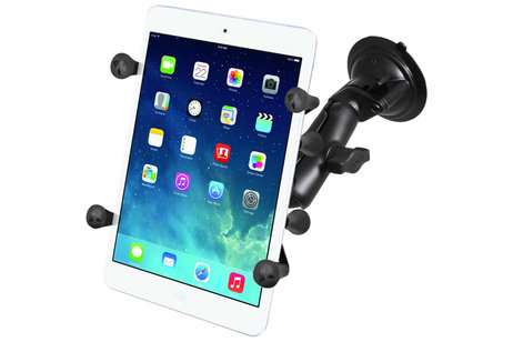 RAM Mounts X-Grip Tablethouder Auto met Twist-Lock voor 7 & 8 inch tablets
