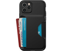 Speck Presidio Wallet Backcover iPhone 11 Pro - Zwart