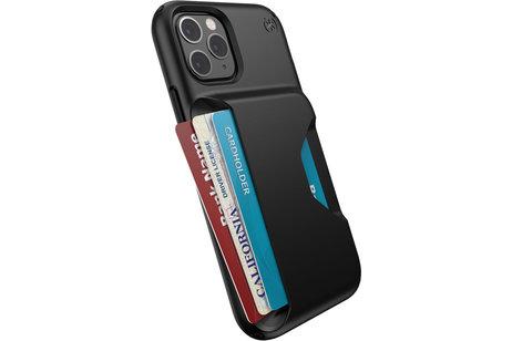 iPhone 11 Pro hoesje - Speck Presidio Wallet Backcover