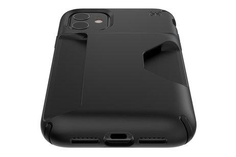 Speck Presidio Wallet Backcover voor de iPhone 11 - Zwart