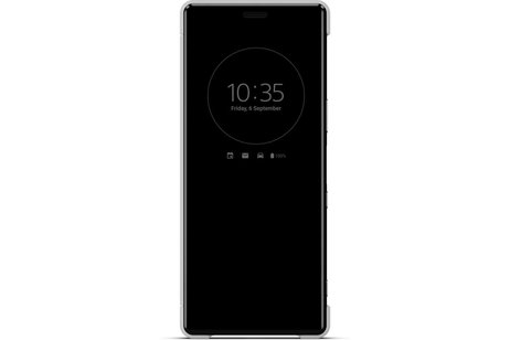 Sony Xperia 5 hoesje - Sony Style Cover View