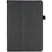 Effen Bookcase Lenovo Tab M10 - Zwart