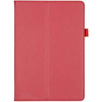 Effen Bookcase Lenovo Tab M10 - Rood