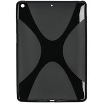 X-line Backcover iPad 10.2 (2019) - Zwart