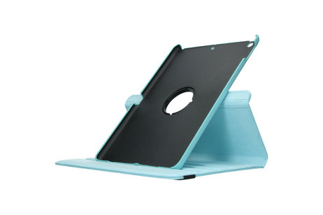 iMoshion 360° draaibare Bookcase voor de iPad 10.2 (2019) - Turquoise
