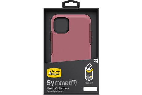 OtterBox Symmetry Backcover voor de iPhone 11 Pro Max - Oud Roze