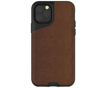 Mous Contour Backcover iPhone 11 Pro Max - Bruin