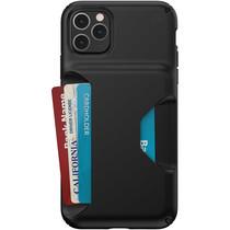 Speck Presidio Wallet Backcover iPhone 11 Pro Max - Zwart