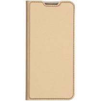 Dux Ducis Slim Softcase Booktype Samsung Galaxy M30s - Goud