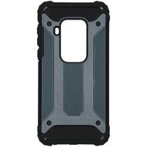 iMoshion Rugged Xtreme Backcover Motorola One Zoom - Donkerblauw
