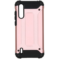 iMoshion Rugged Xtreme Backcover Xiaomi Mi 9 Lite - Rosé Goud