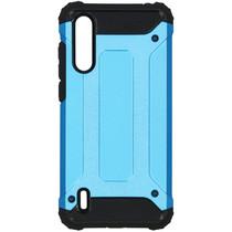 iMoshion Rugged Xtreme Backcover Xiaomi Mi 9 Lite - Lichtblauw