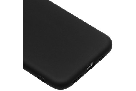 iPhone 11 Pro hoesje - Design Backcover Color voor