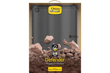 OtterBox Defender Rugged Backcover voor de Samsung Galaxy Tab A 10.1 (2019) - Zwart