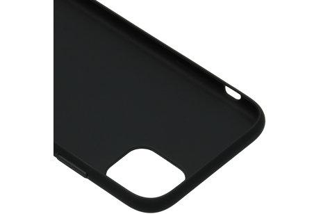 iPhone 11 hoesje - Design Backcover Color voor