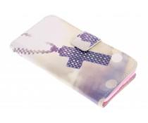 Design Softcase Booktype Samsung Galaxy A3