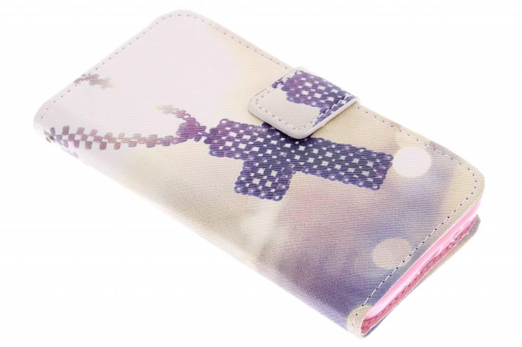Design Softcase Booktype voor Samsung Galaxy A3